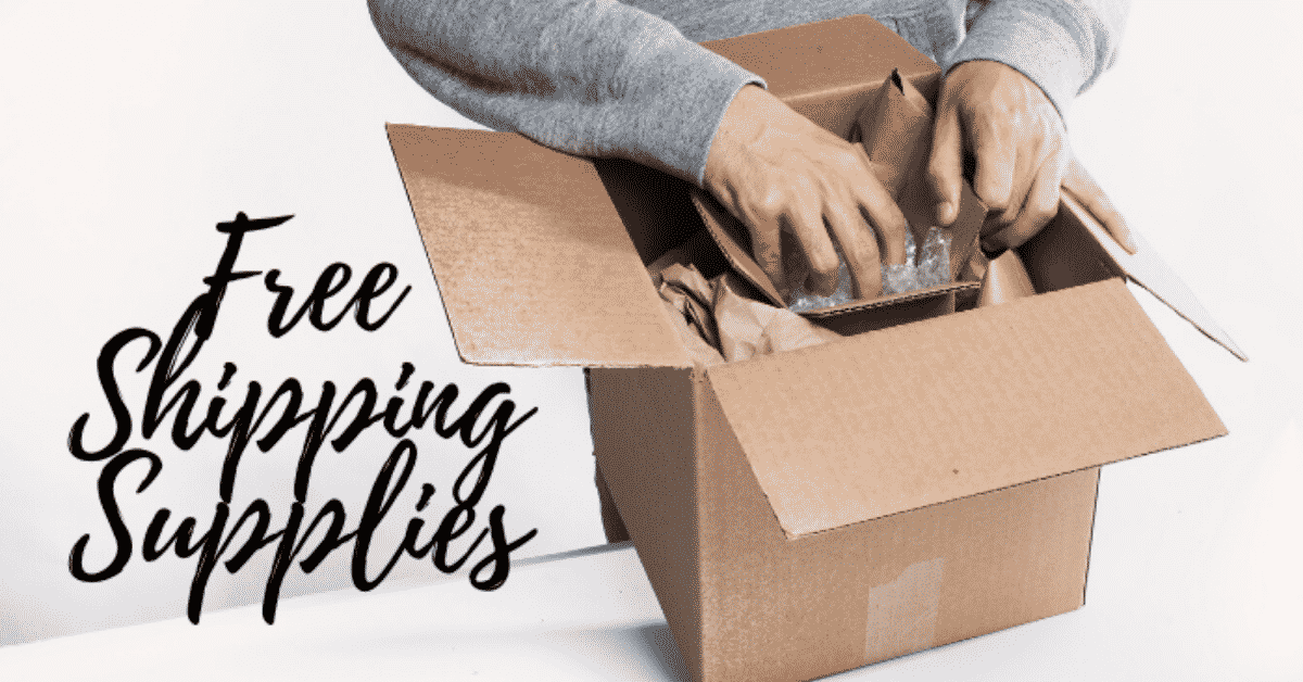 How To Get Free Shipping Supplies