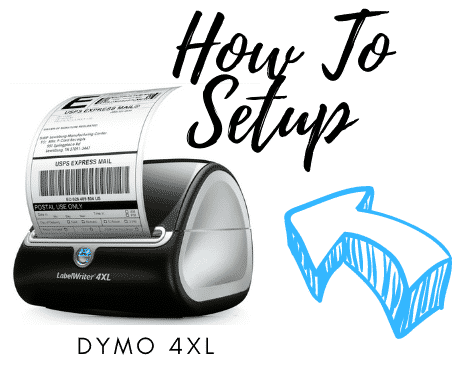 DYMO LabelWriter 4XL Thermal Label Printer Review Dymo 5