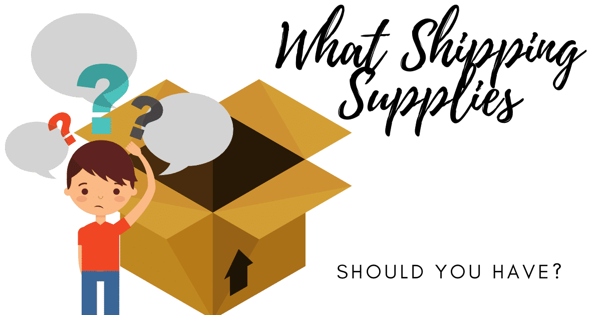 shipping-supplies-you-should-have for shipping online